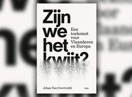 Boek Johan Van Overtveldt: Zijn we het kwijt?